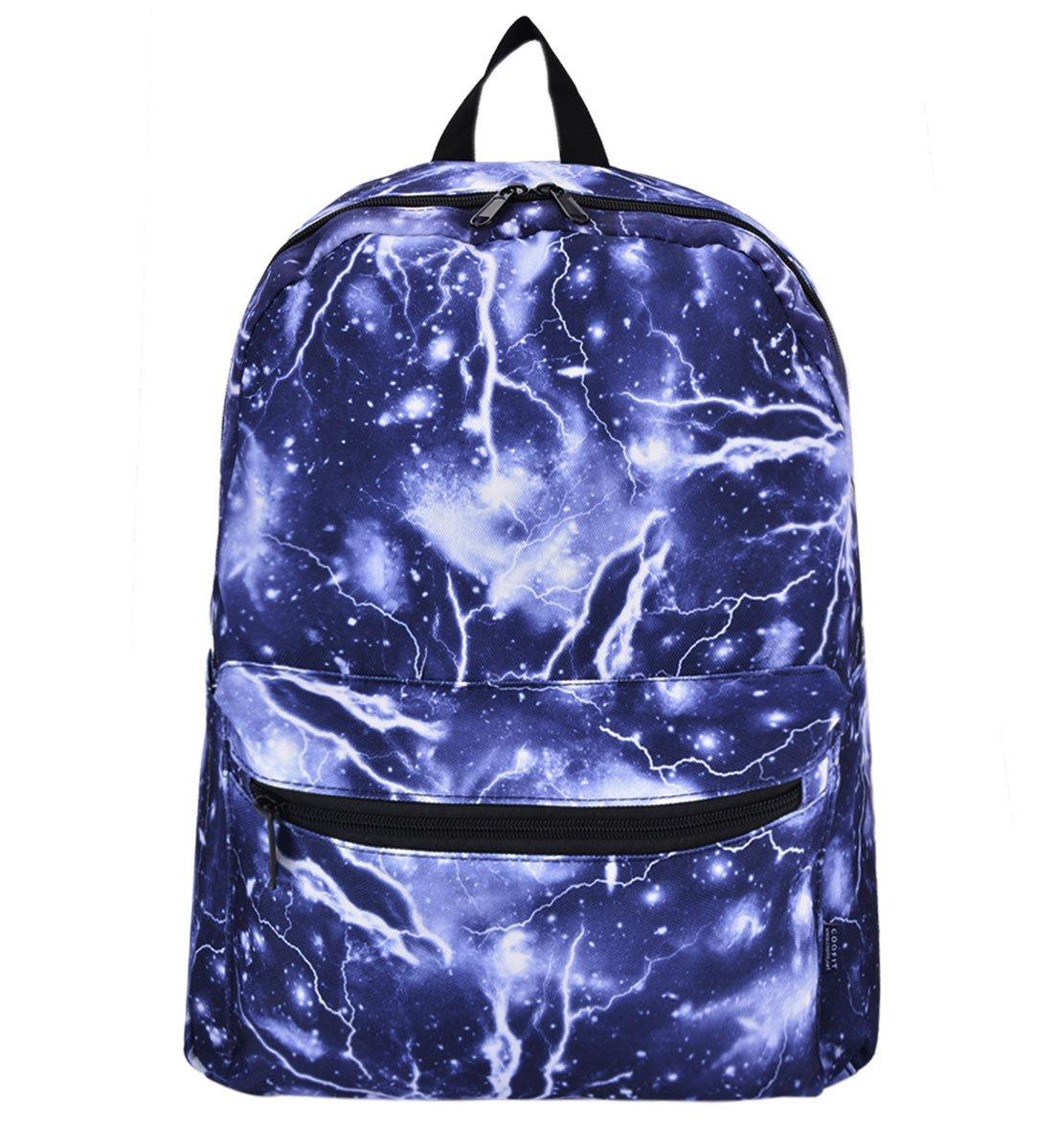 Rucksack Damen, Coofit Schulrucksack Mädchen Canvas Rucksack Schule Freizeitrucksack Schultasche Daypack