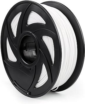 3D Printer Printing Filament 1.75mm 1KG Spool Accuracy Drawing Makerbot