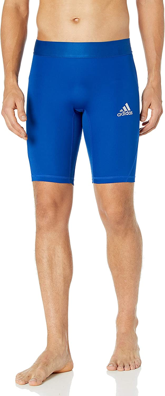 adidas Men's Training Alphaskin Sport Short Tight