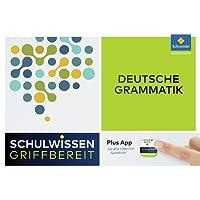 Schulwissen griffbereit: Deutsche Grammatik