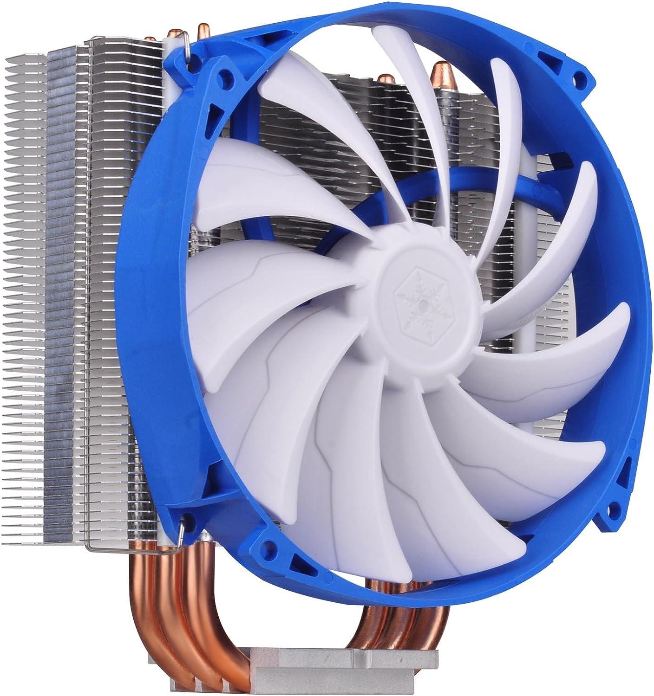 Cooler fan de  140 mm para Intel / AMD Socket AR07