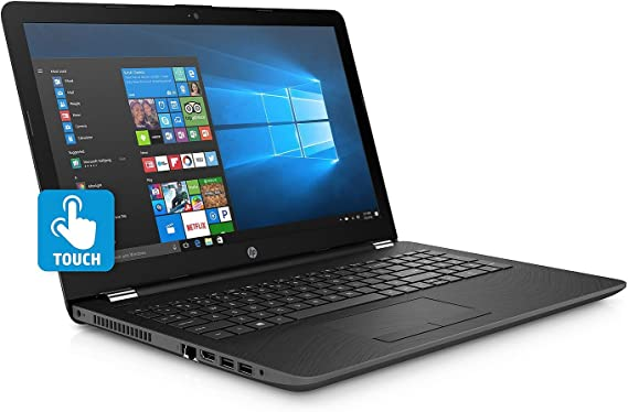 HP High Performance 15.6 inch HD Touchscreen Backlit Keyboard Laptop PC