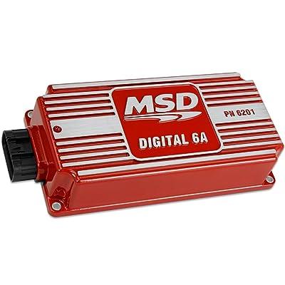 MSD Ignition 6201 6 Amp Ignition Control Box: Automotive
