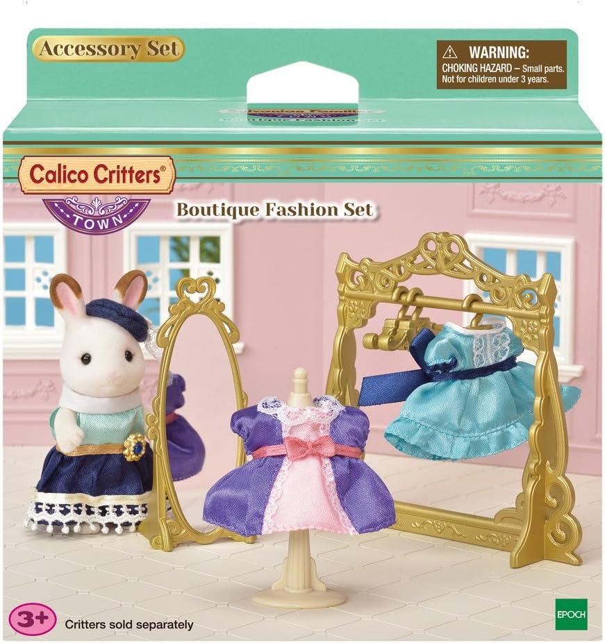 Calico Critters Town Boutique Fashion Set