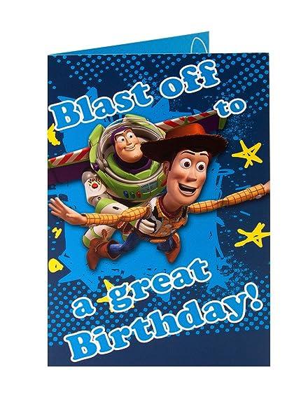 Amazon Disney Toy Story Woody Buzz Lightyear Blast Off To A
