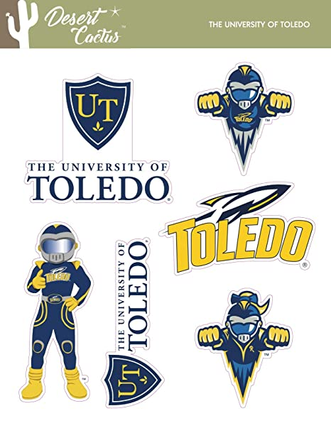 photograph about Printable Sticker Vinyl referred to as : The College or university of Toledo Total Sheet Sticker