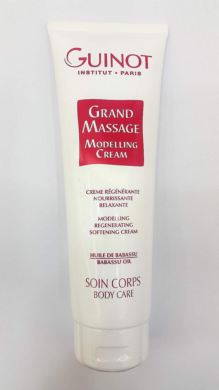 Guinot Grand Massage Modelling Cream 250ml (Salon Size)