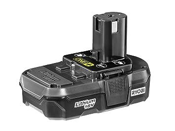 Ryobi RB18L13 - Batería de litio (1,3 Ah): Amazon.es: Bricolaje y herramientas