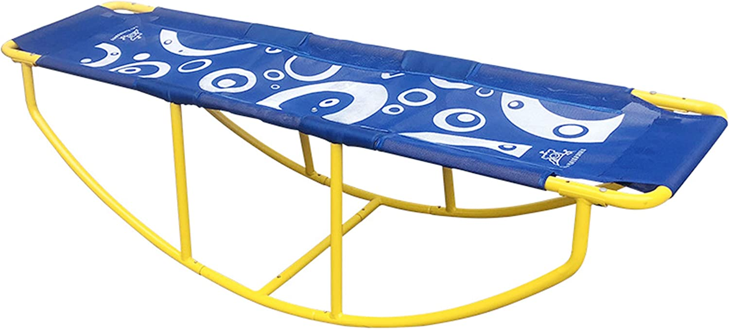 Sport Squad Hammock Teeter Totter Seesaw for Adults and Kids Backyard Playground Equipment - Indoor and Outdoor Seesaw - Great Chair for Backyard Rocking and Relaxing
