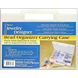 Darice Bead Organizer Carrying Case, 7.5 by 10-Inch