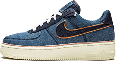 Nike Air Force 1 07 PRM (Stonewash Blue
