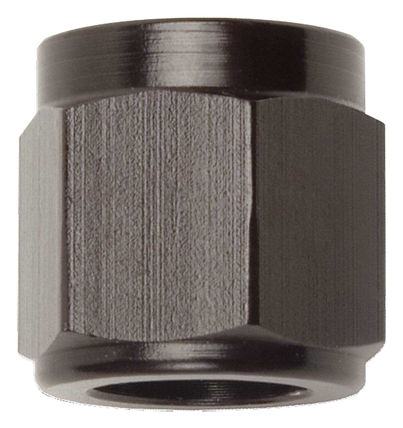 Russell by Edelbrock 660593 Black -10 AN Tube Nut RUS-660593