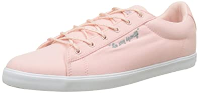 d61ee81646c7 Le Coq Sportif Women s Agate Lo CVS Metallic Trainers  Amazon.co.uk ...