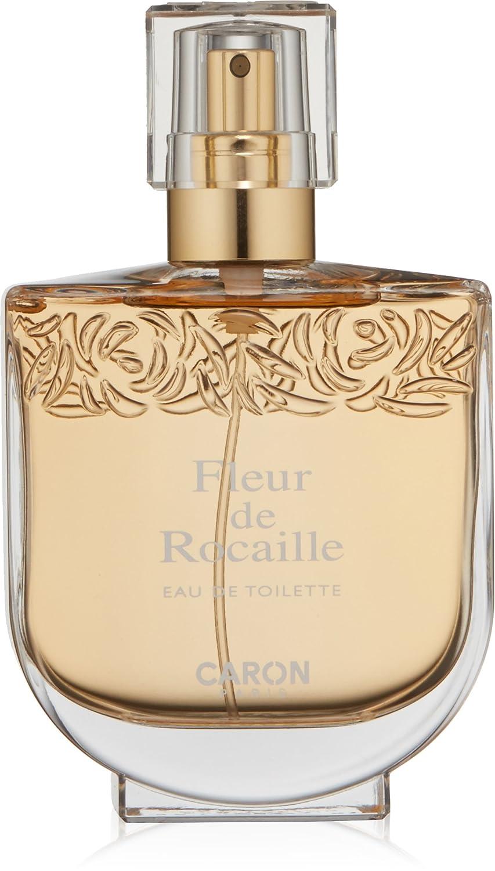 acd65c13f Amazon.com: CARON PARIS Fleur De Rocaille Eau de Toilette Spray, 3.3 Fl Oz:  CARON: Luxury Beauty
