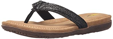 eee407370d46 Volatile Women s Avalonie Flat Sandal