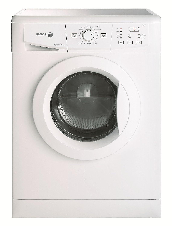 Fagor FF 6000 Lava Ropa 6 kg: Amazon.es: Grandes electrodomésticos