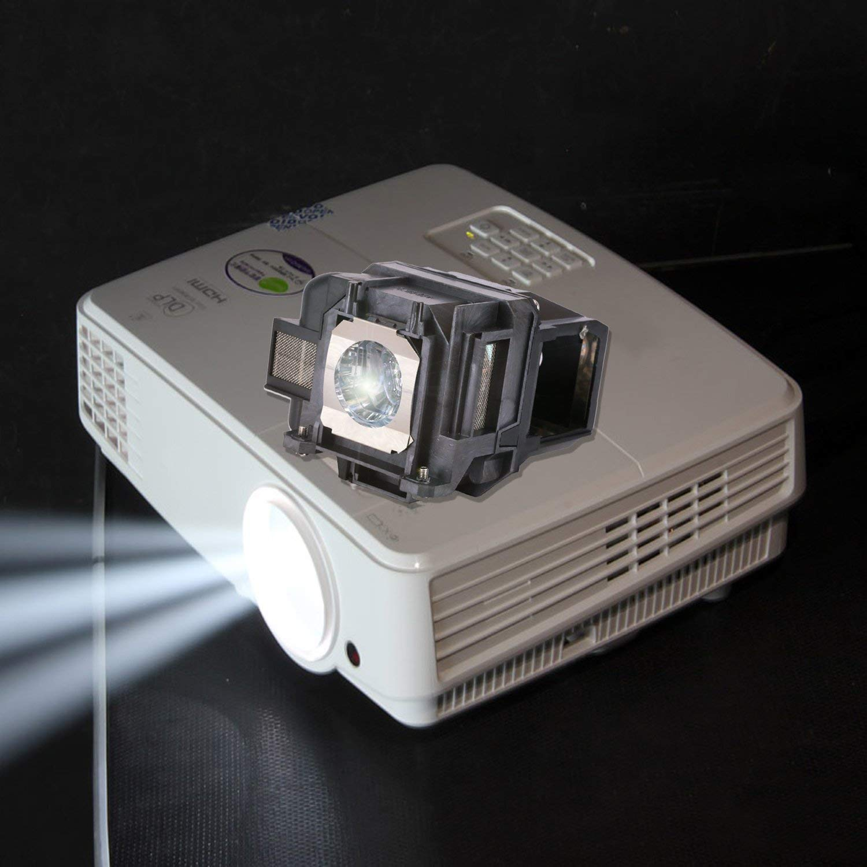 Loutoc V13h010l78 - Bombilla de Repuesto para proyector Epson ...