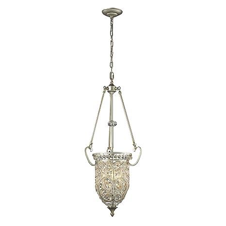 Amazon.com: Iluminación Elk 11692/3 Andalucía Collection 3 ...