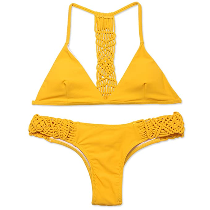 Amazon.com: Soto6ro Triangle Bikini - Bañador para mujer ...