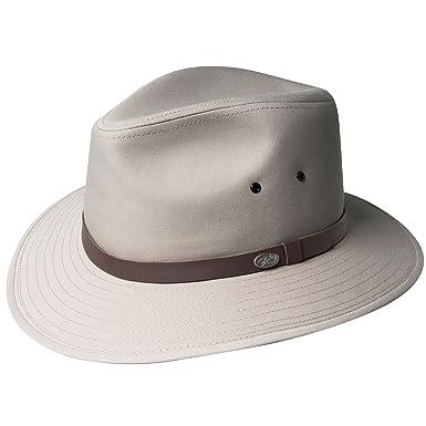 35d2b02fc1fce Bailey of Hollywood Men s Dalton Fedora Trilby Hat at Amazon Men s ...