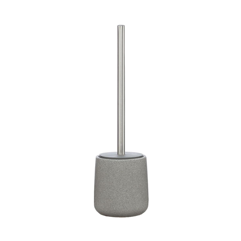 Debenhams Rjr.John Rocha Grey Stone Toilet Brush Holder: RJR.John ...