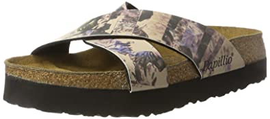 1ccbced84740 Papillio Daytona Birko-flor Damen Pantoletten  Amazon.de  Schuhe ...