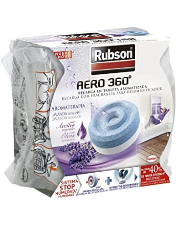 Rubson Recambios para deshumificador Aero 360, color morado, olor lavanda