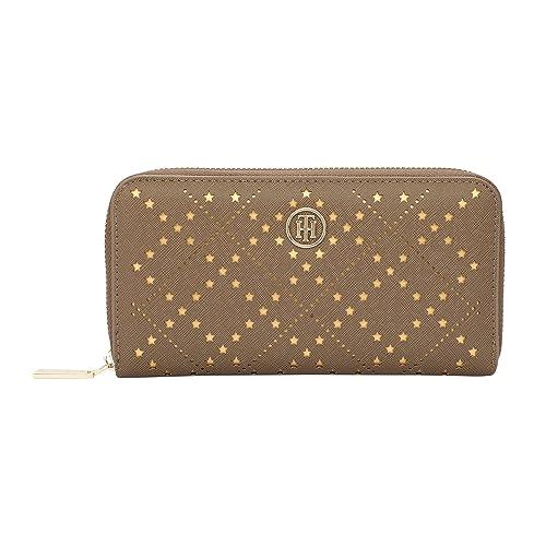 ef7b505e014 Tommy Hilfiger Savio Women's Wallet (Brown): Amazon.in: Shoes & Handbags