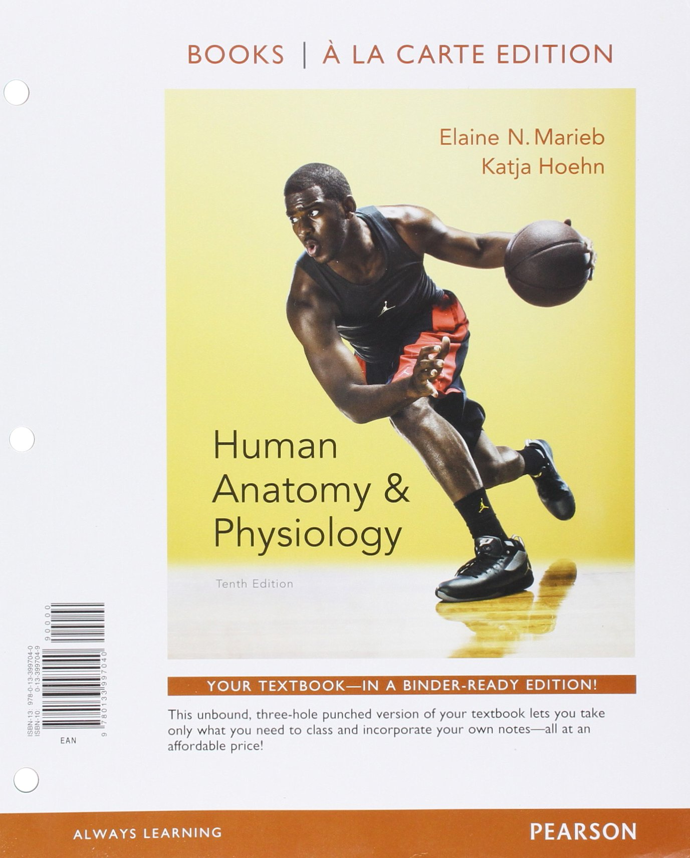 Human Anatomy & Physiology, Books a la Carte Edition; Mastering A&p ...