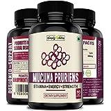 Simply Nutra Mucuna Pruriens Kapikachhu Extract - 500mg - 90 Veg Capsules