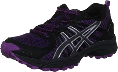 Asics Gel Trail Lahar 4 G-TX Womens, Zapatillas para Mujer, Negro, 38 EU: Amazon.es: Zapatos y complementos