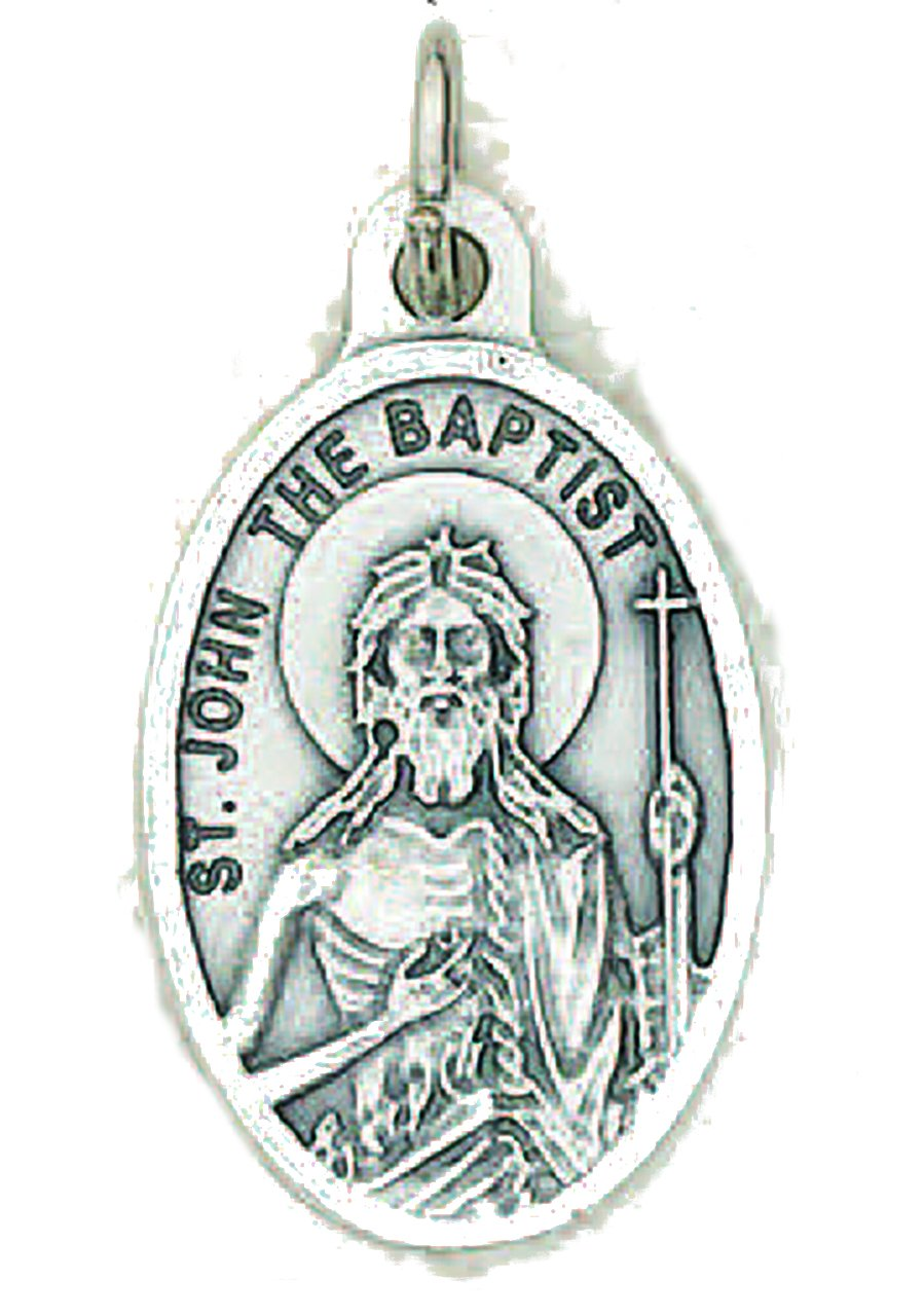 HLT St. John the Baptist Medal