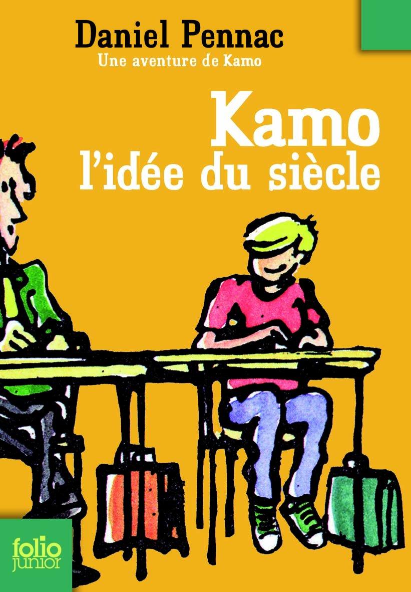 Amazon.fr - Une aventure de Kamo, 1 : Kamo. L'idée du siècle - Daniel  Pennac, Jean-Philippe Chabot - Livres