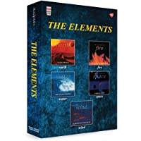 Music Card: The Elements - Water - Wind - Earth - Space - Fire (320 Kbps Mp3 Audio) (4 GB)