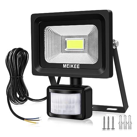 c07d3b7414da1 Meikee foco led con sensor movimiento de proyector led exterior de con jpg  466x466 20w sensor