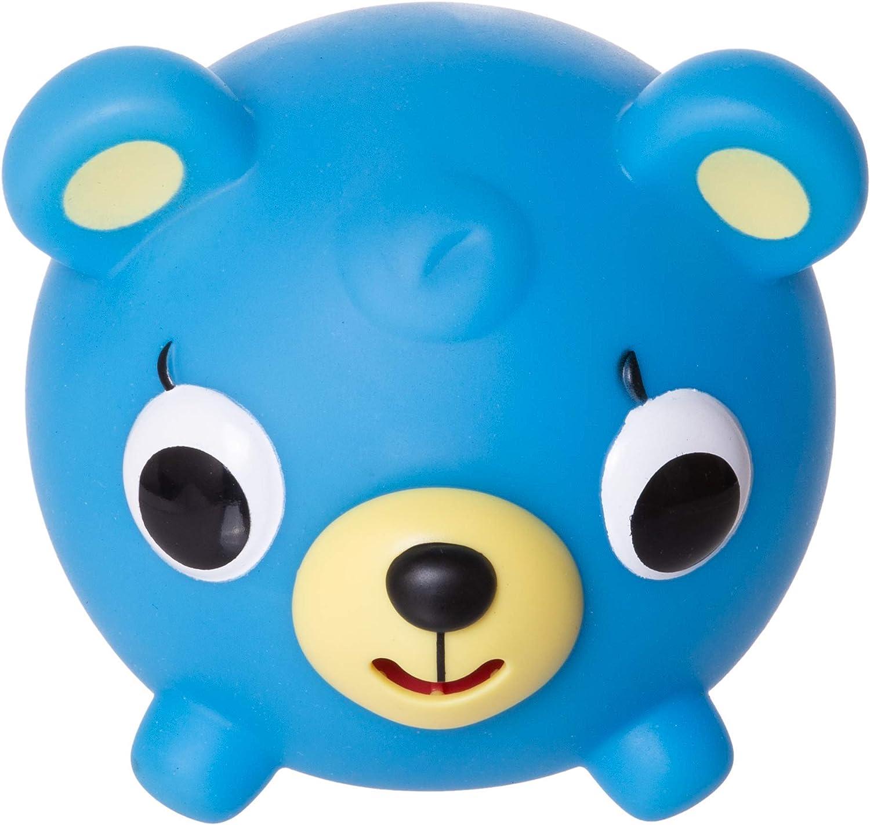 Sunsmile Talking animal Oshaberi Doubutsu ball bear for baby 20198 Blue JAPAN