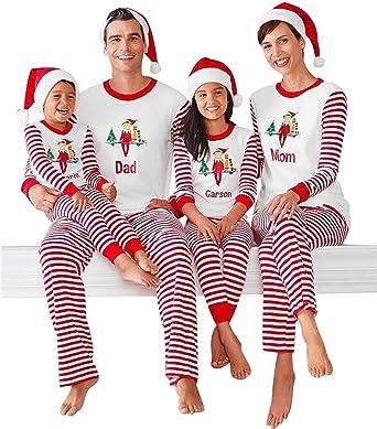 Weihnachten Pyjama Familie.Weihnachten Pyjama Familie Weihnachts Schlafanzug Weihnachtspyjama