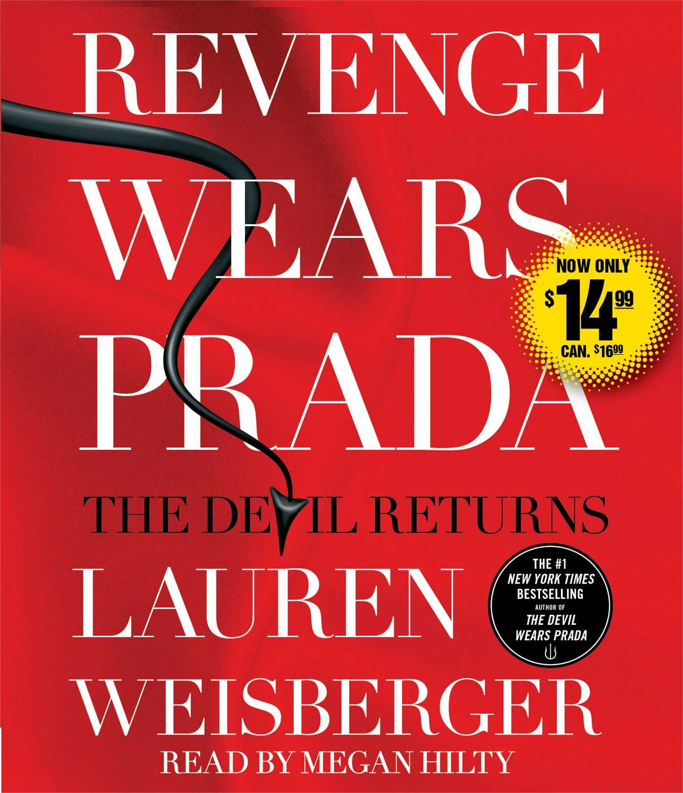 Revenge Wears Prada The Devil Returns Lauren Weisberger Megan