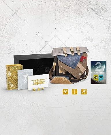 PS4 Destiny 2 Collectors Edition: Amazon.es: Videojuegos
