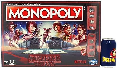 Monopoly - Stranger Things (Hasbro C4550105): Amazon.es: Juguetes y juegos