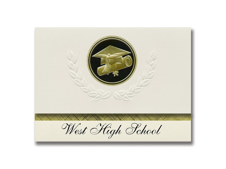 Amazoncom Signature Announcements West High School Bakersfield