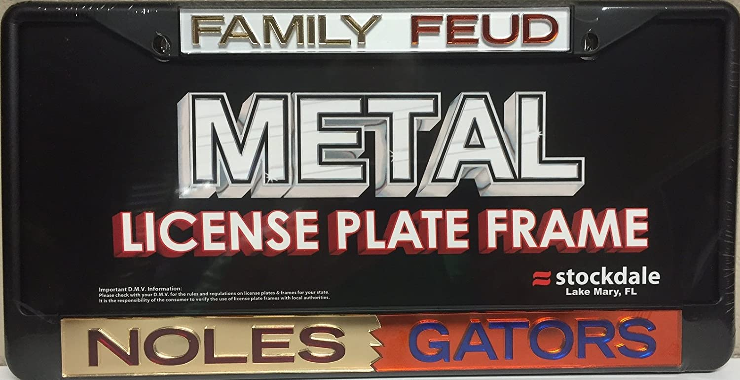 Amazon.com: Florida / Florida State Inlaid Mirror Acrylic License ...
