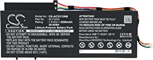 5250mAh Replacement for Acer TravelMate X313-M-6824 Battery, P/N AC13A3L, KT.00403.013