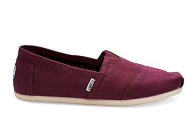 8501e0fa176 Image Unavailable. Image not available for. Color: TOMS Men's Classic  Canvas Slip-On ...