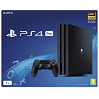 Sony PS4 Pro 1TB Console (Black)