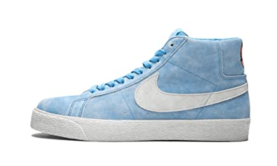 low priced a5dbc fc392 Nike SB Zoom Blazer Mid, Chaussures de Fitness Homme, Multicolore  (University Blue/