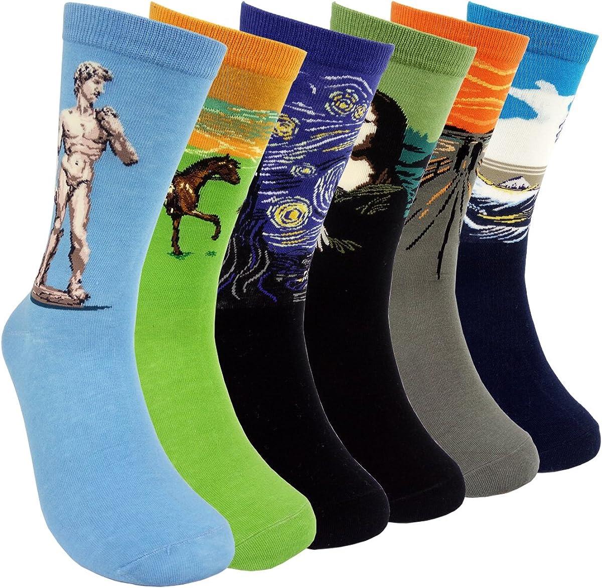 Lovely Spring Summer Print Socks Cute Fashion  Ladies Womens Socks Bright Colour