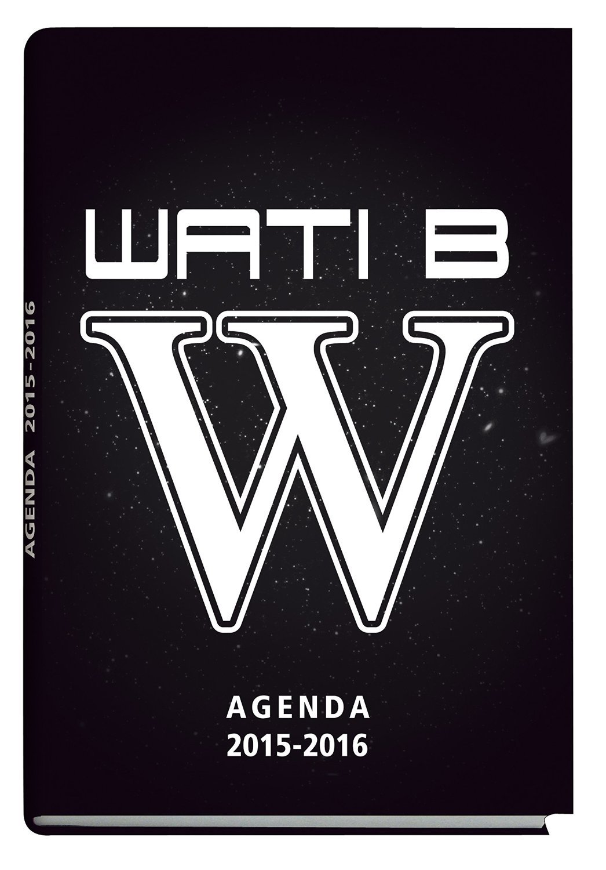 Exacompta-Textagenda Wati B, 1 día por página, 12 x 17 cm ...