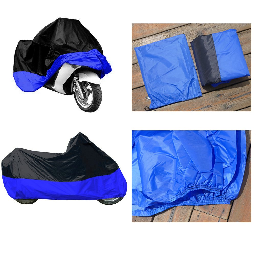 XL-HL Motorcycle Cover For Kawasaki Vulcan Classic 1600 Mean Streak Nomad