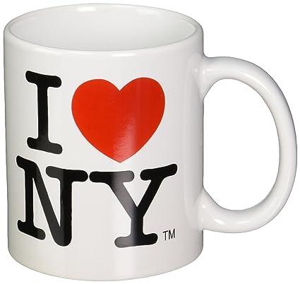 Amazon i love ny mug white ceramic 11 ounce i love ny mugs i love ny mug white ceramic 11 ounce i love ny mugs from the new thecheapjerseys Images